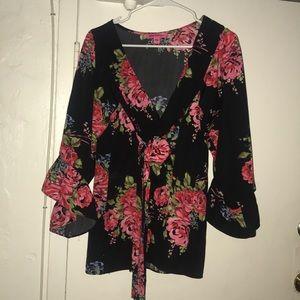Betsey Johnson blouse